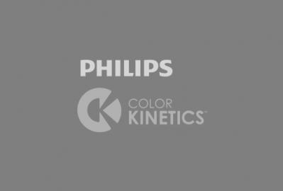 Distribuidor Philips Color Kinetics México